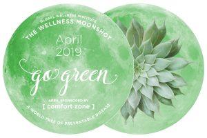 April | Go Green