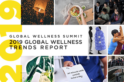 Image Result For Global Wellness Summit  Trends