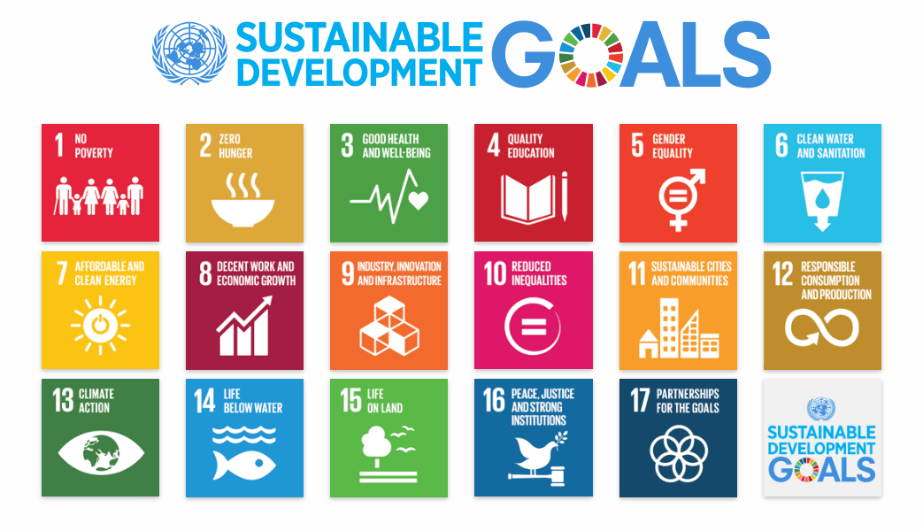 Supporting Un 17 Sustainable Development Goals Sdg S Initiative Global Wellness Institute