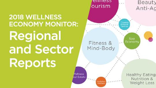2018 Global Wellness Economy Monitor - Global Wellness Institute