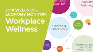2018 Global Wellness Economy Monitor: Workplace Wellness Sector