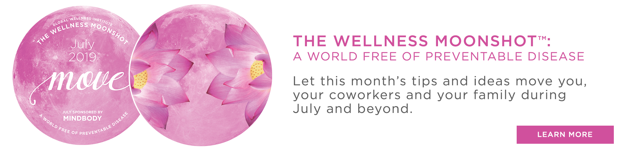 July Wellness Moonshot