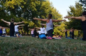 GWI Launches Yoga Therapy Initiative