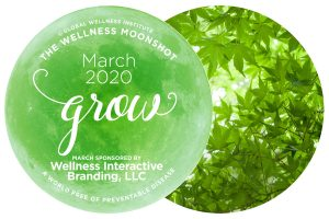 Growing to be well: March's wellness theme