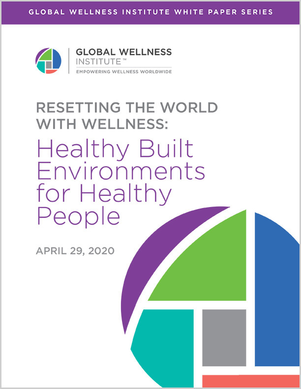 RESETTING THE WORLD WITH WELLNESS: Healthy Built Environments for Healthy People