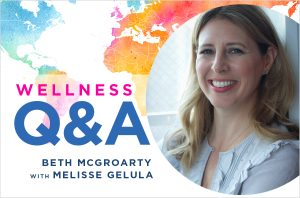 Q&A with Melisse Gelula: Shaking Up The Concept of Wellness: COVID-19, Inequality & More