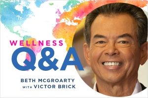 Q&A with Victor Brick: Why the Wellness Pie Has Never Been Bigger