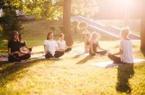 Wellness Evidence Study: With Meditation, the Instructor and Group Outweigh Amount or Type Practiced