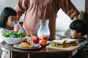 Wellness Evidence Study: Childhood Diet Has Lifelong Impact