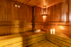 Heat Therapies (Saunas, Hot Tubs) Offer Some Similar Benefits as Exercise