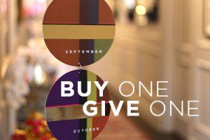 Buy One, Give One—The Wellness Moonshot Stunning Hanging Calendar