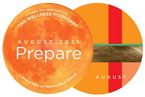 August 2021   Prepare
