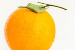 When an Orange Is No Longer an Orange